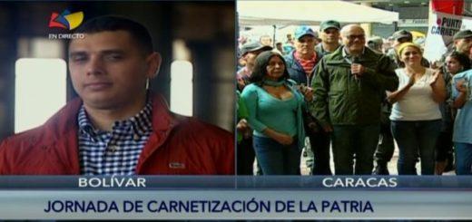 Juan Escalona nuevo comisionado del Gobierno del Distrito Capital |Foto Twitter