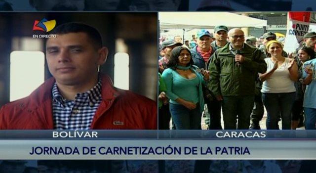 Juan Escalona nuevo comisionado del Gobierno del Distrito Capital  Foto Twitter
