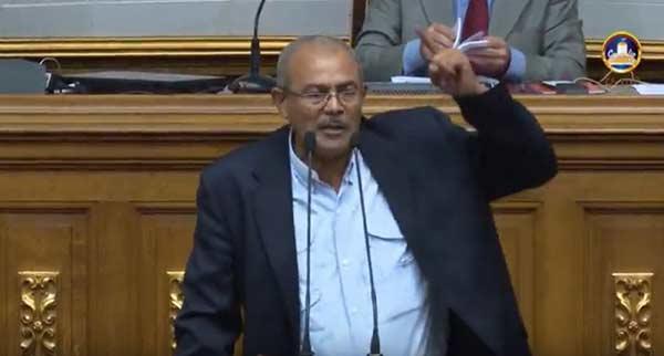 Diputado Juan Marín | Captura de video