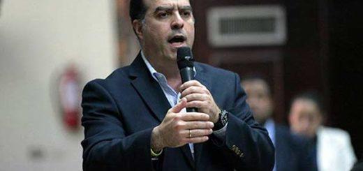 Julio Borges, presidente de la Asamblea Nacional, |Foto: Última hora digital