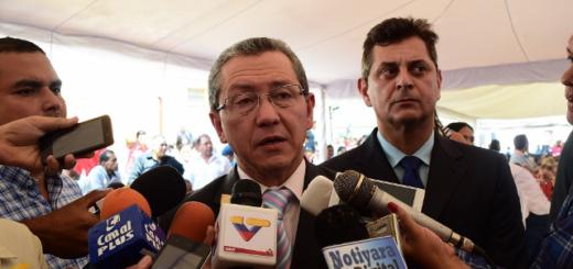 Gobernador de Yaracuy, Julio León |Foto: La Patilla