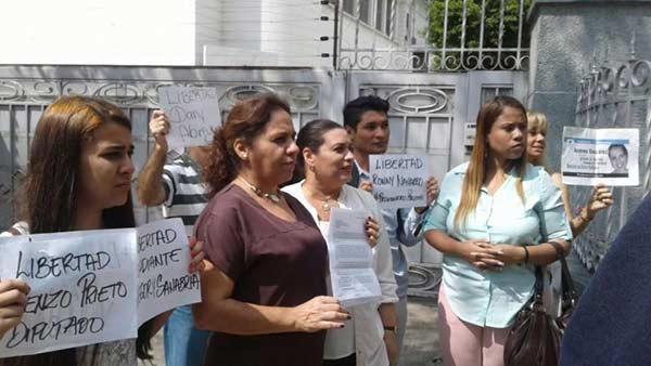 Solicitan al Nuncio Apostólico retomar mesa de trabajo para liberar a presos políticos | Foto: Nota de prensa