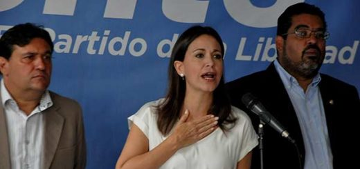 María Corina Machado | Foto: News Report