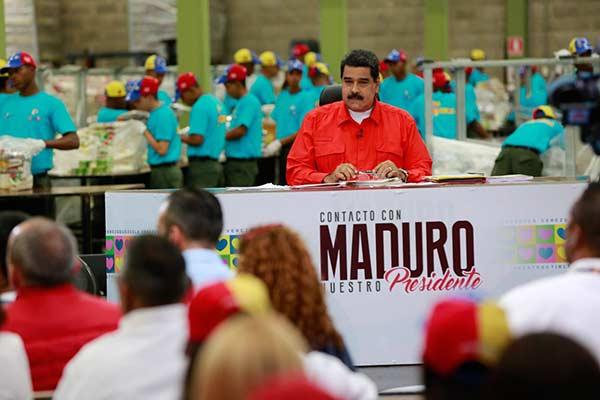 Nicolás Maduro | Foto: @PresidencialVen