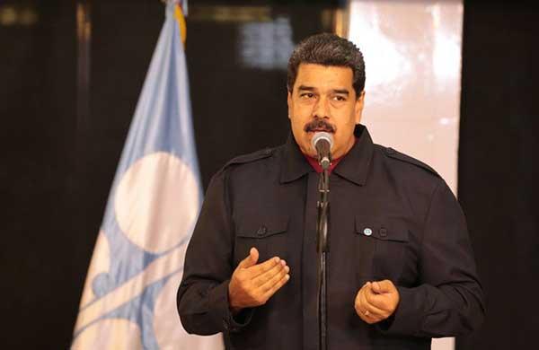 Nicolás Maduro   Foto: @VTVCanal8