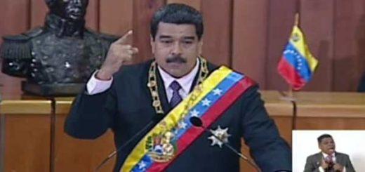 Maduro extiende el decreto de Emergencia Económica |Foto: Vtv