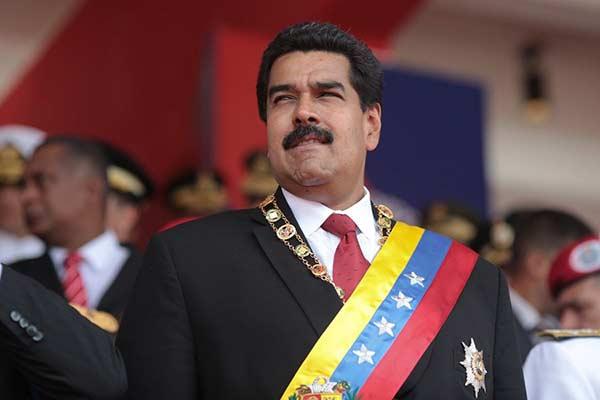 Nicolás Maduro llega al Tribunal Supremo de Justicia |Foto archivo