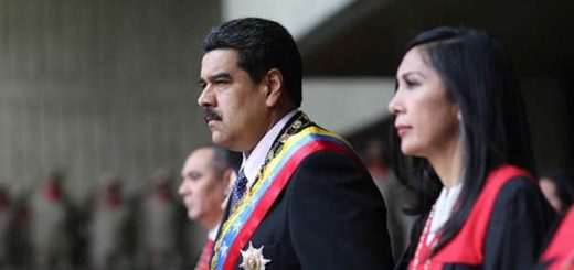 Nicolás Maduro presentará Memoria y Cuenta 2016 ante el TSJ |Foto: Prensa Presidencial