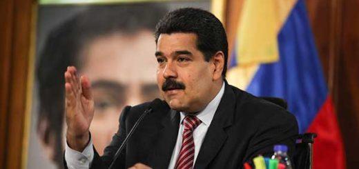 Nicolás Maduro | Foto: @VTVcanal8