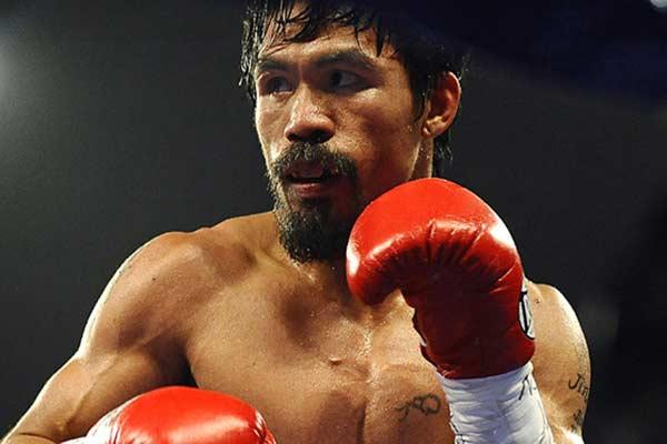Manny Pacquiao tiene cita otra vez en el ring de boxeo   Foto: Pinterest