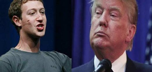 Mark Zuckerberg reacciona a acciones de Donald Trump contra inmigrantes |Composición: Notitotal