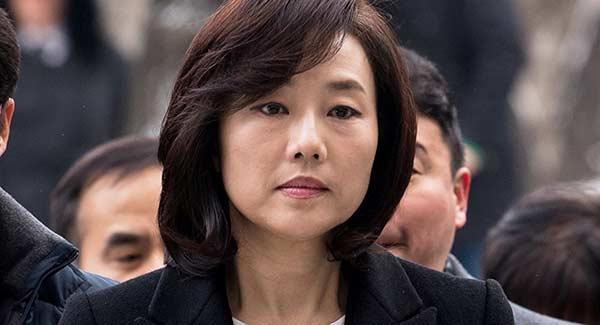 Cho Yoon-Sun, Ministra de Cultura de Corea del Sur  Foto: Reuters