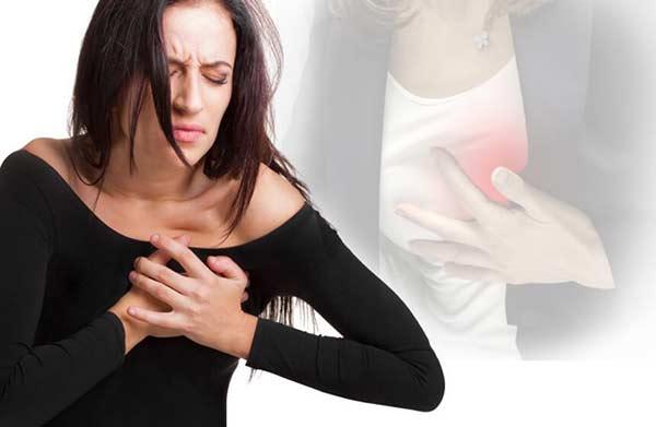 Seis síntomas de un ataque cardíaco que las mujeres no deben ignorar | Foto: Archivo