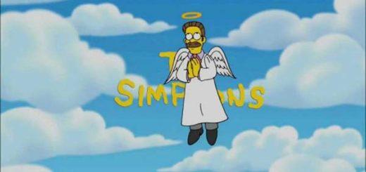 Voz latina de Ned Flanders dice adiós |Foto referencial