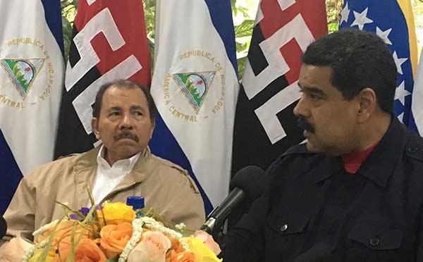 Venezuela y Nicaragua plantean estrechar lazos en campo industrial y minero | Foto: @VillegasPoljak