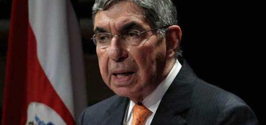 Ex-Presidente de Costa Rica y Premio Nobel de la Paz Oscar Arias | Foto: Agencias