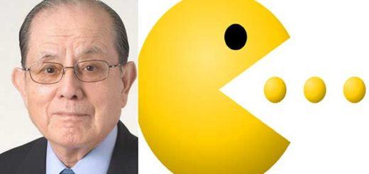 Padre del Pac-Man Masaya Nakamura |Composición: Notitotal