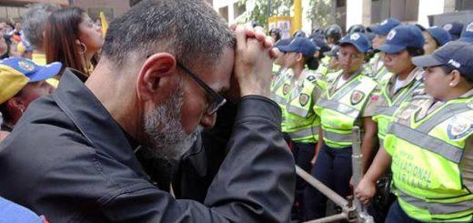 Padre Palmar pide al Gobierno liberación del concejal de Maracaibo |Foto: El Nacional