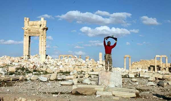 Estado Islámico destruyó dos patrimonios monumentales en Siria | Foto: EFE