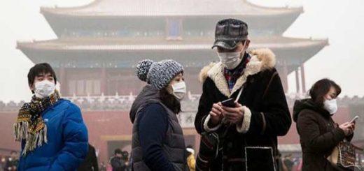 Contaminación en Pekín azota a los ciudadanos |Foto: Getty Images