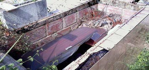 Denuncian profanación de tumbas en cementerio Los Teques |Foto: El Universal