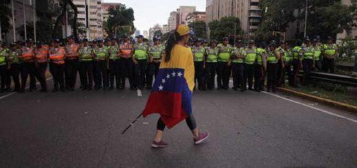 Venezuela no es territorio libre |Foto: NTN24