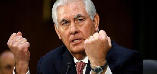 Rex Tillerson | Foto: Reuters