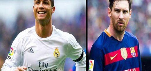 Cristiano Ronaldo vs Lionel Messi |Composición: Notitotal