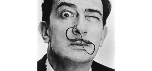 El excéntrico Salvador Dalí
