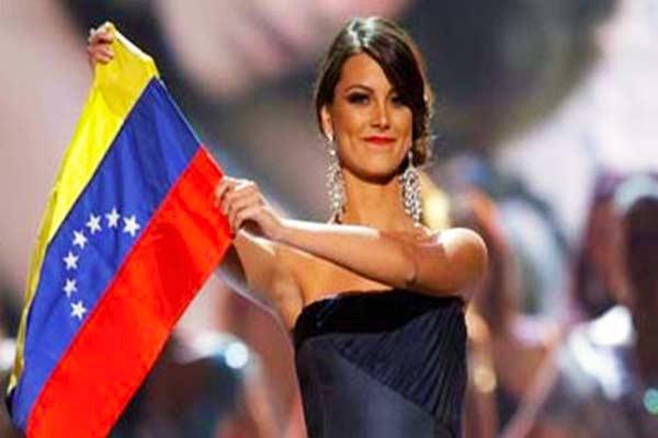 Stefanía Fernández le desea éxito a Mariam Habach en el ...