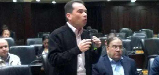 Diputado Tomás Guanipa | Foto: @AsambleaVE