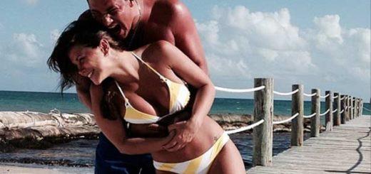 El periodista Tomás del Rincón está casado con la actriz venezolana Jullye Giliberti |Foto cortesía