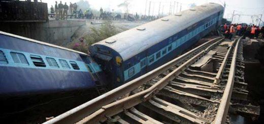 Colisión entre trenes dejó varios muertos |Foto: @Publimetro