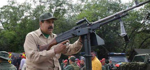 Nicolás Maduro | Foto: AFP