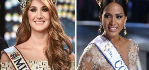 Candidata colombiana al Miss Universo habló sobre su rivalidad con Habach | NotiTotal