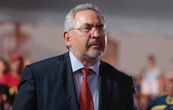 Ministro de Petróleo, Nelson Martínez | Foto: ACN