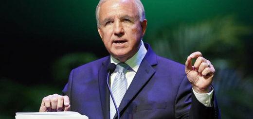Alcalde de Miami-Dade, Carlos Giménez | Foto: Archivo