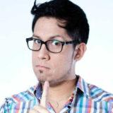 """Arnaldo Albornoz, animador de """"La Bomba""""   Foto referencial"""