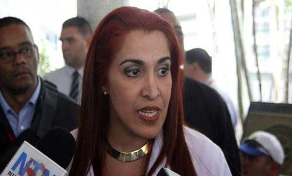 Doctora Antonieta Caporales estará al frente del Ministerio de Salud   Foto: Archivo
