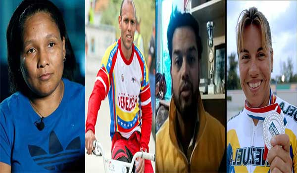 Éxodo de atletas hostigados por gobierno de Maduro | Foto: Archivo