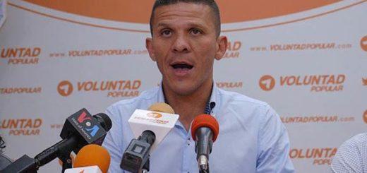 Diputado de la Asamblea Nacional (AN), Gilber Caro | Foto: Cortesía