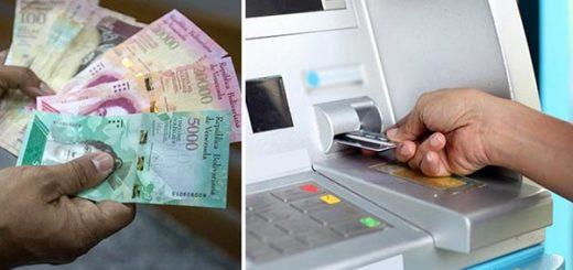 Nuevos billetes son entregados por taquilla, no por cajeros | Fotomontaje referencial
