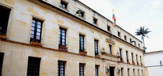 Cancillería de Colombia |Foto archivo