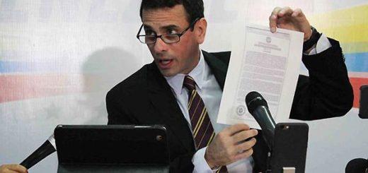 Henrique Capriles | Foto: prensa Miranda
