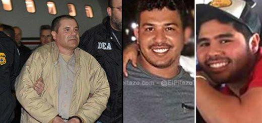 El Chapo compartirá cárcel con los sobrinos Flores | Composición Notitotal