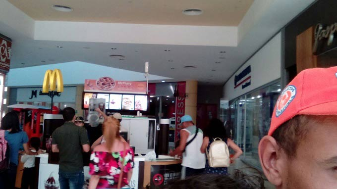 Cabeza'e mango en McDonald's | Foto: El cooperante
