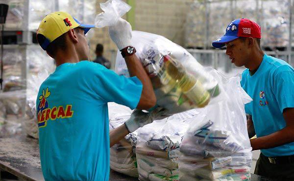 Planta empaquetadora del Clap | Foto: Twitter