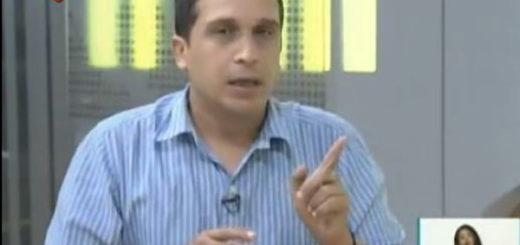 Diputado Edwin Rojas | Foto: Captura de video
