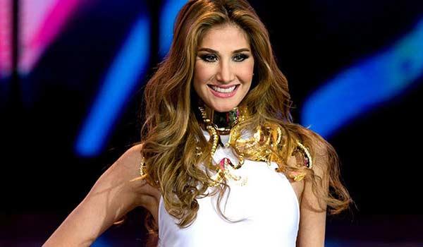 Mariam Habach Miss Venezuela 2015 | Foto: Cortesía