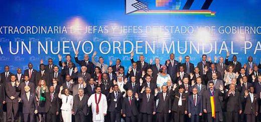 G77+China   Foto: Agencias